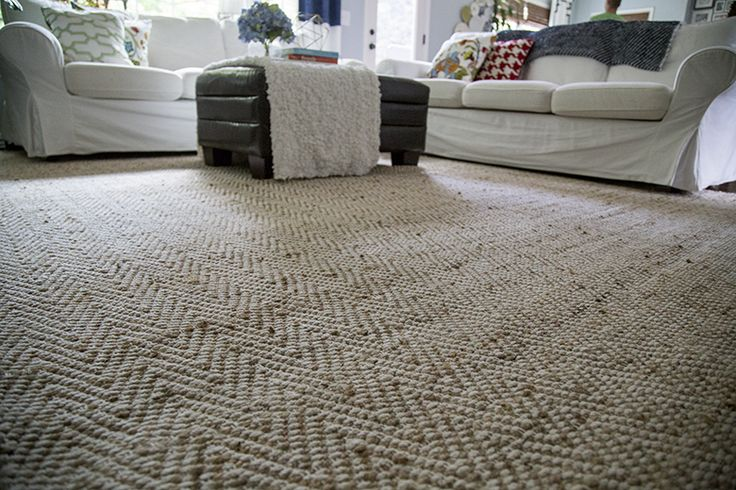zig zag chenille hemp rug from home decorators shopping pinterest rugs hemp and jute