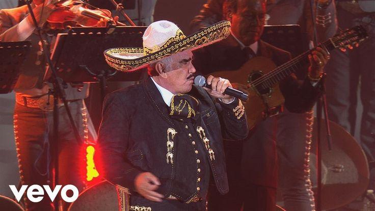Vicente Fernández - Que Te Vaya Bonito (En Vivo [Un Azteca en el Azteca])