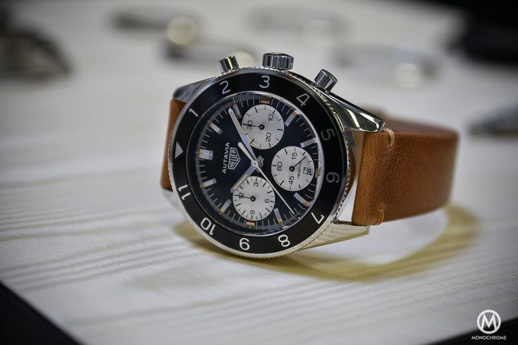 EXCLUSIVE: First look at the TAG Heuer Autavia 2017 (the result of the Autavia Cup) - Updated with Price and Availability