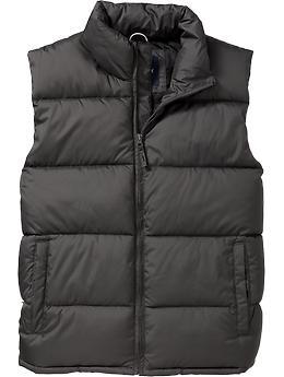Old Navy mens puffer vest $15