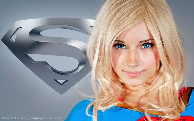 240 Best Images About DC Cosplay: Classic Supergirl (real