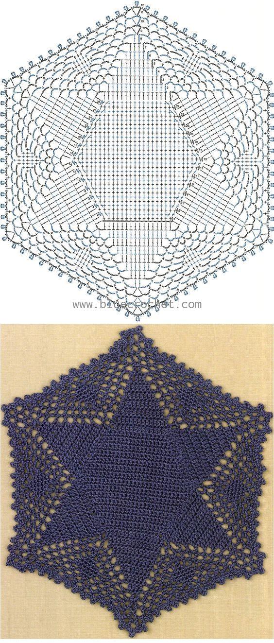 100+ best crochet images by Lorena Coustau Diaz on Pinterest ...