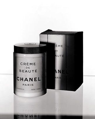 Tan oil for Summer-First line of CHANEL skincare products - 1927