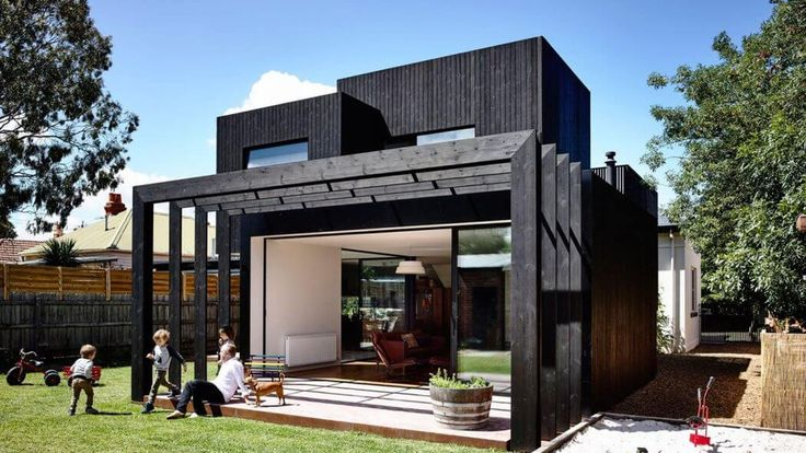 Sick of gorgeously sleek-yet-cozy Melbourne homes yet? We aren't either.