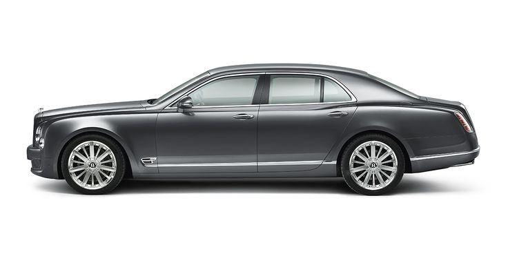Bentley Mulsanne Side View Bentley Motors Pinterest