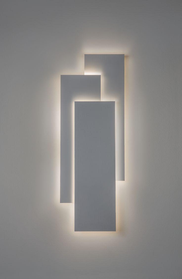 109 besten led lighting bilder auf pinterest wandbeleuchtung leuchten und wandleuchten f r. Black Bedroom Furniture Sets. Home Design Ideas