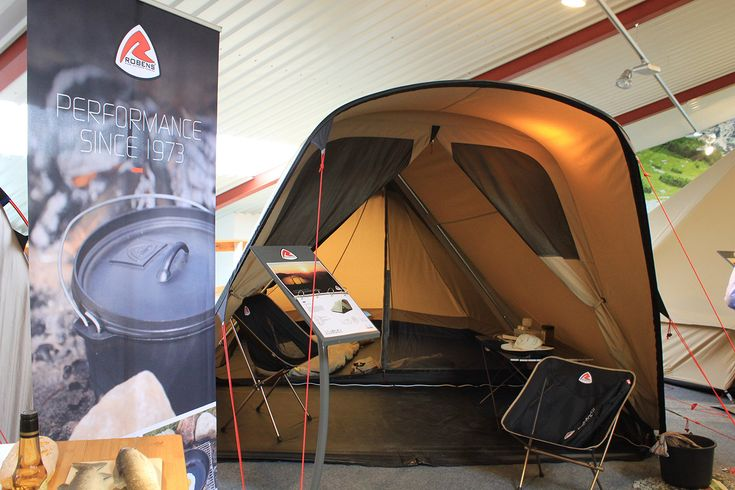 Robens Trapper Canvas Tent, new for 2018