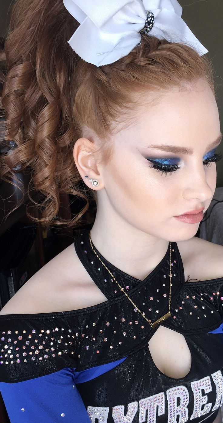 All Makeup S Of Lakme: 25+ Best Ideas About Braided Cheer Hair On Pinterest