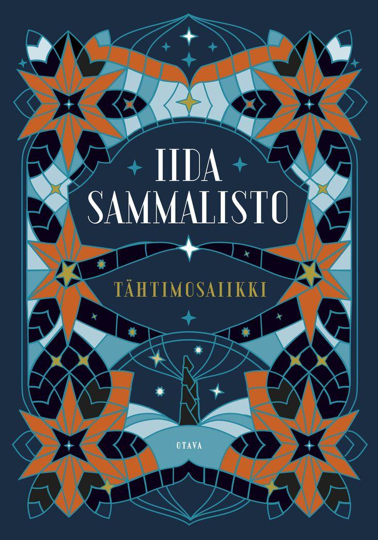 Title: Tähtimosaiikki | Author: Iida Sammalisto | Designer: Sanna-Reeta Meilahti