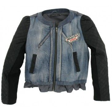 Frankie and Liberty - Jas House Jacket denim
