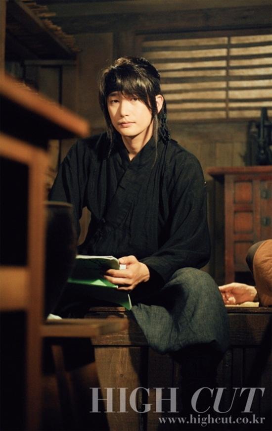 Park Shi Hoo as Kim Seung Yoo - The Princess' Man
