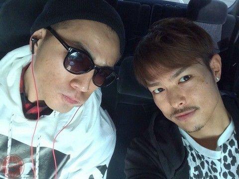 Tosaka Hiroomi & Imaichi Ryuji