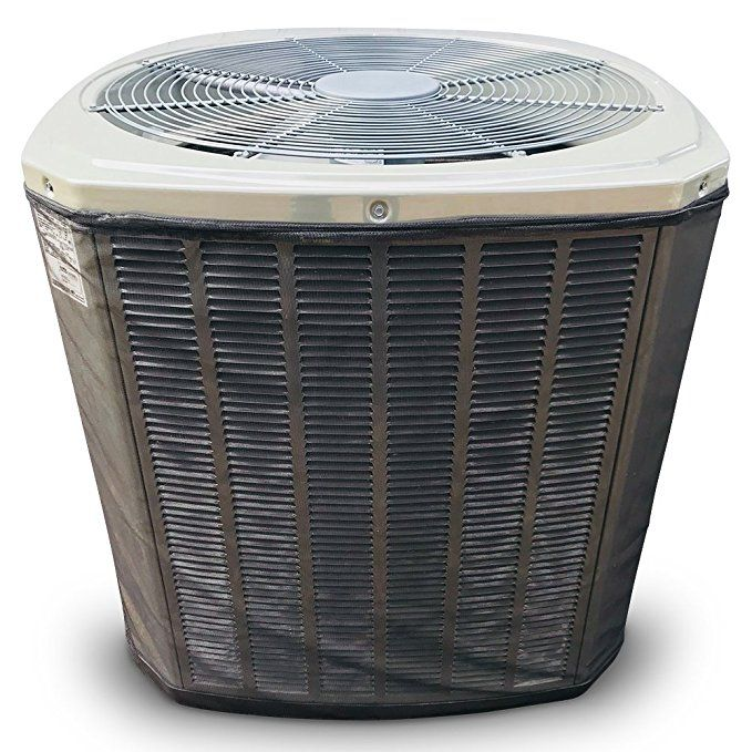 Custom All Season Mesh Air Conditioner Cover For Your Exact Make