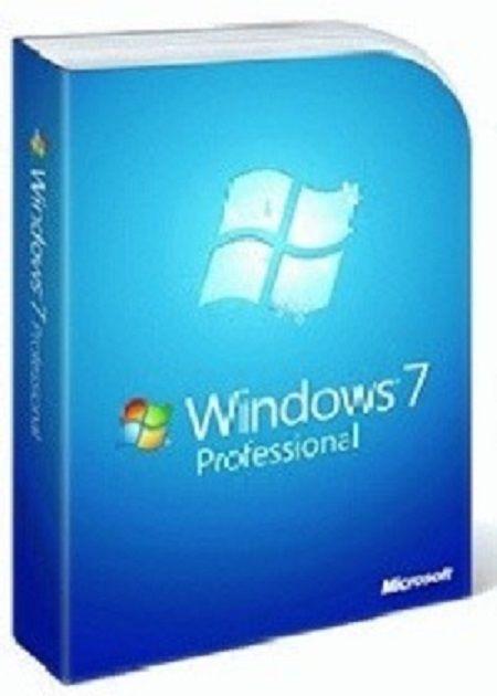 Windows 7 Pro 32/ 64 bit 1 KEY