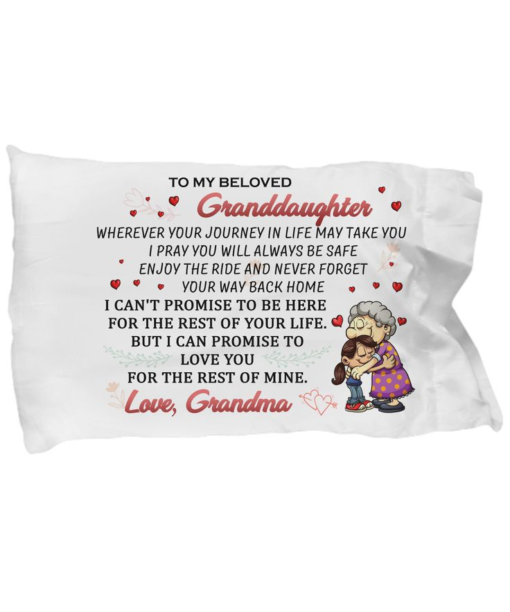 MY GRANDDAUGHTER  Surprise Your Granddaughter with this