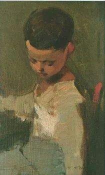 Nikolaos Lytras  (Greek painter, 1883-1927)