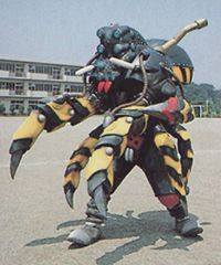 Monsters Page 4 - Power Rangers Zeo - Power Rangers Central