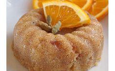 Συνταγή: Χαλβάς με πορτοκάλι