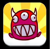 Fun jumping #game for the #iPhone - my kids love it http://biggooseegg.com/monster