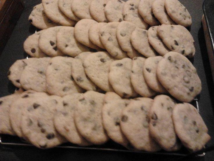 choc chip cookies  Chelsea Winters Recipe look her up! nommy!!! ~ShahnAllen~