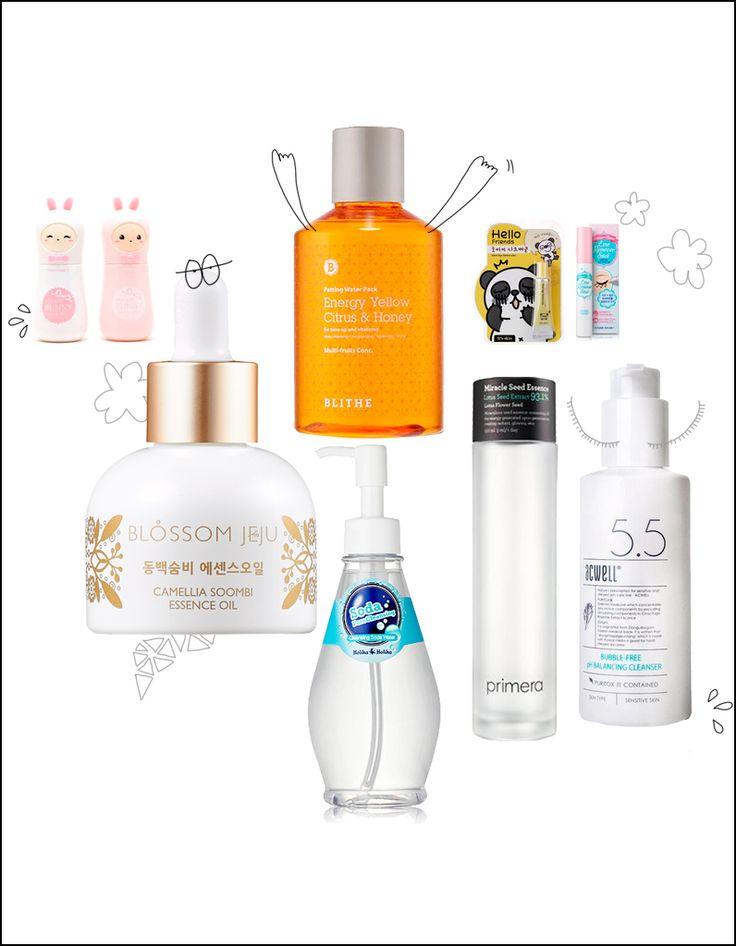 Produit de beauté coréen : découvrez les masques en slpash, les lotions naturelles ou les sérums nourrissants dans notre sélection des meilleurs produits d...
