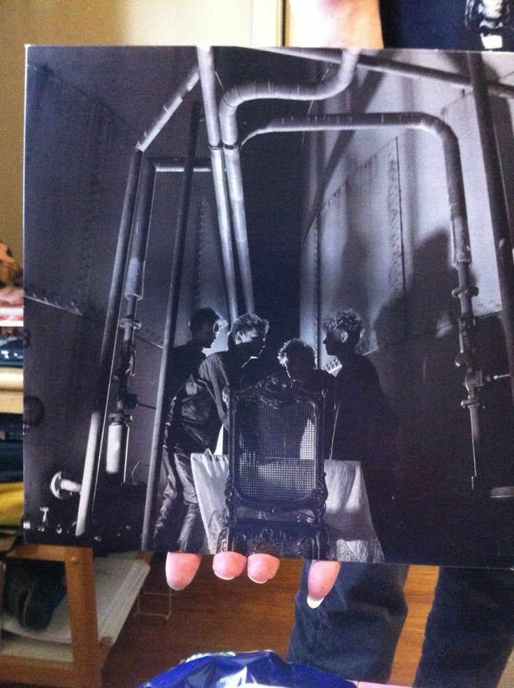 Depeche Mode LP People Are People Sire Records vinyl record 1984
