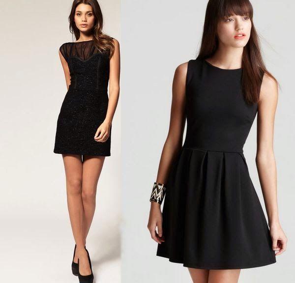 Trendy Black Party Dress Fashions