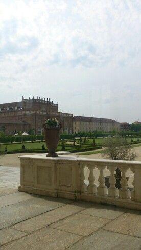 Giardini di Venaria Reale, Torino, Piemonte