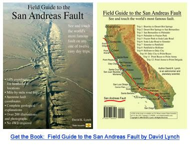 San Andreas fault guide