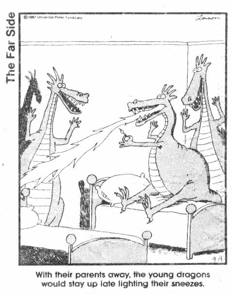 124 best The Far Side images on Pinterest | Comic strips, Hilarious