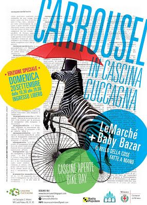 CARROUSEL: Torna Carrousel in Cascina Cuccagna | domenica 20 ...