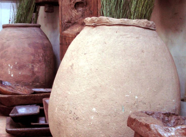 Tinajas, Antiguedades Carroza
