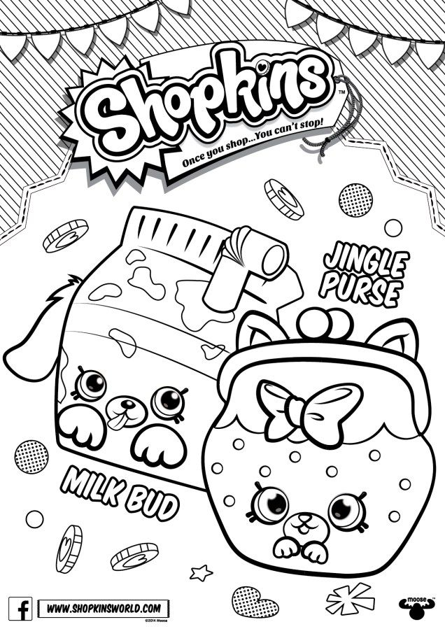 72 best SHOPKINS images on Pinterest | Shopkins coloring pages ...