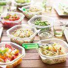 5 almuerzos  de bajas calorías