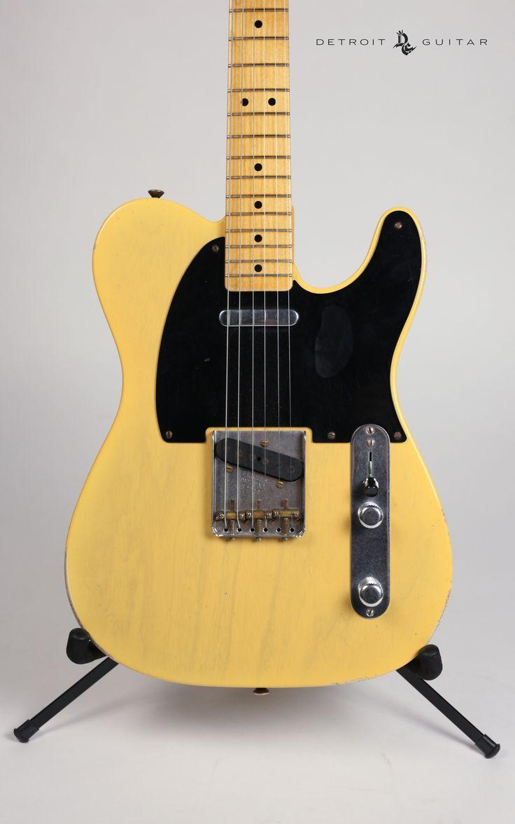 51 Nocaster Fender Custom Shop Fender Fender Telecaster