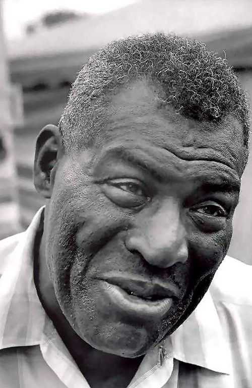 Howlin' Wolf..... So much character in that face.