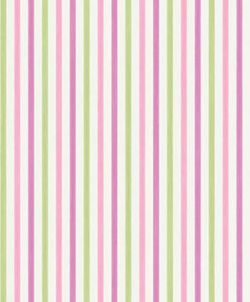 DECOILUZION - Papel pintado infantil Rayas de colores pastel My room