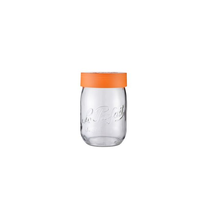 Buy #LeParfaitJars UK at Popat Stores which are deal for traditionally preserving, soft #fruits, #vegetables and for general dry storage. #StorageJars
