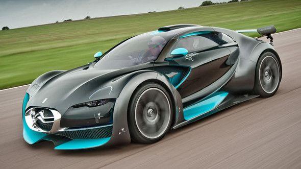 Sulvolt, le concept-car 100% électrique de Citroën – Citroën France