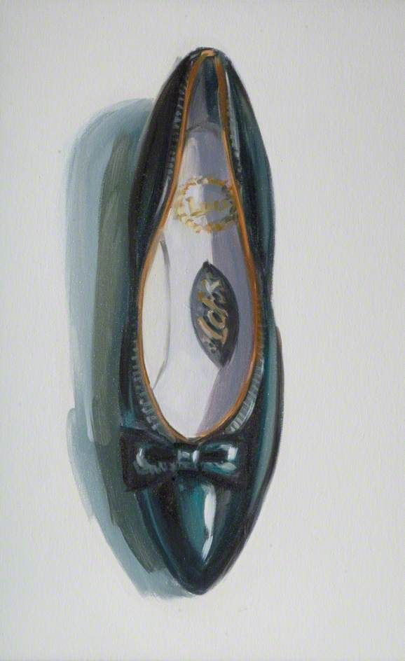Lotus Shoe | artists for school projects | Lisa milroy ...
