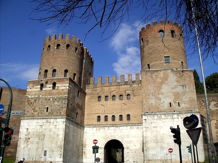 The Museo delle Mura (Museum of the Walls, about the walls around ancient Rome), Porta San Sebastiano. Website is    www.museodellemuraroma.it