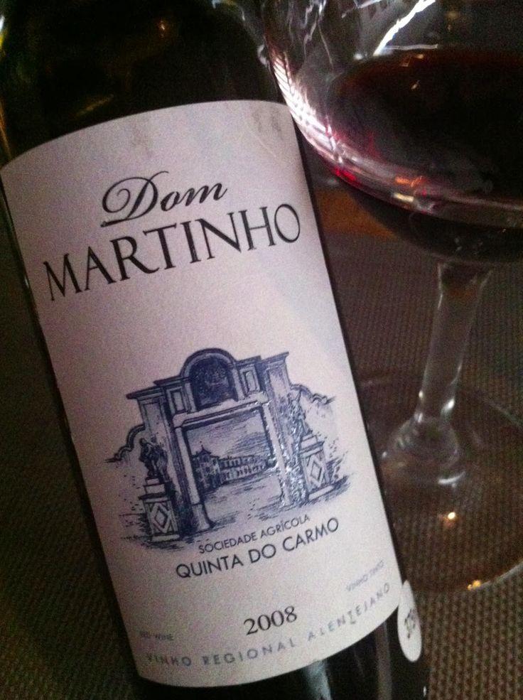vinho d martinho : like velvet.