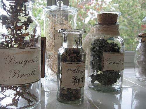 The 99 best images about Witch bottle, potion, spell on Pinterest ...