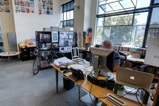 Wired Becomes the First Newsroom in the World to be Documented on Google Maps' Street View | #office