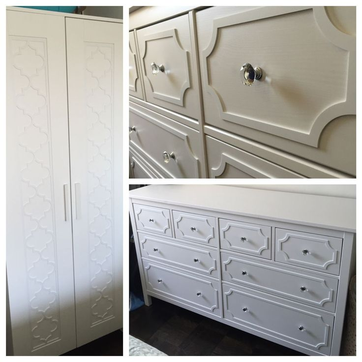 Anne O'verlays Kit on Hemnes 8 Drawer
