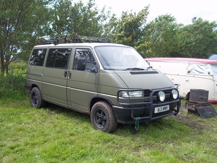 Show me your off road inspired vans - Page 10 - VW T4 Forum - VW T5 Forum