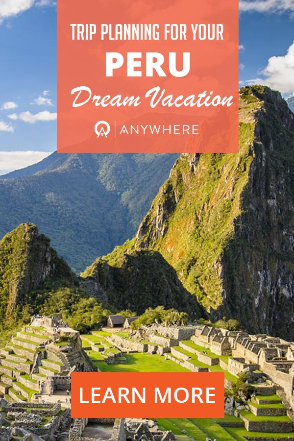 Machu Picchu in your bucket record? Our Peru journey consultants can tailor a free personalised journey plan for you in lower than 24 hours. From all-inclusive resorts to journey hikes, our in-country consultants and handy on-line reserving service could make your dream trip come true.