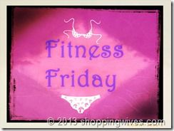 #Fitness Friday! 1
