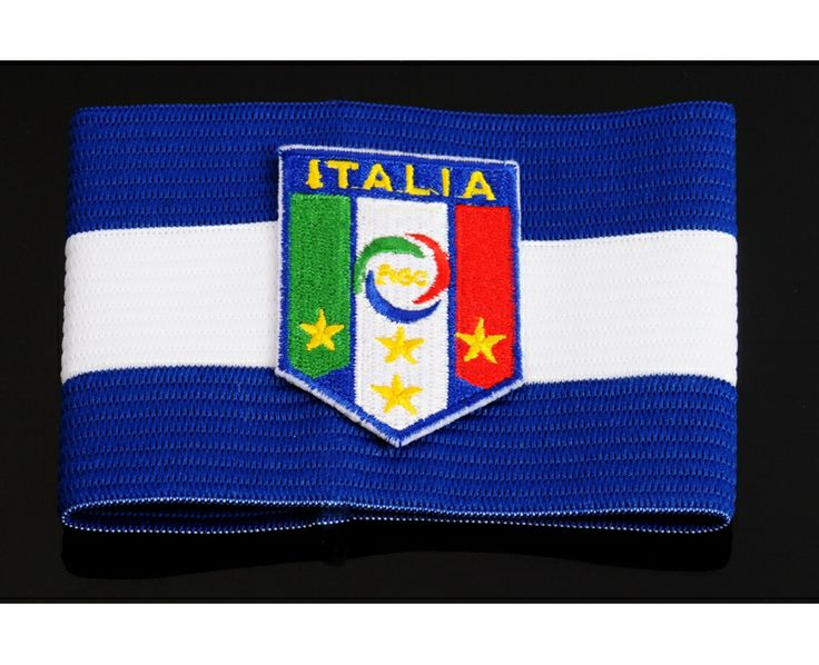Cheap captains armband italy football blue captains