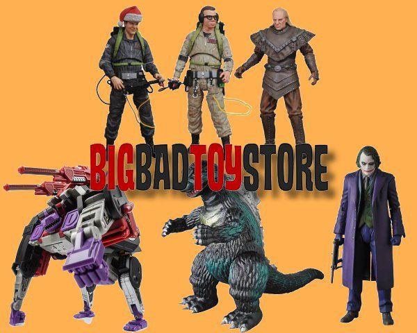 BBTS Sponsor News: MP-39 Sunstreaker, Mafex Joker/Bane, Ghostbusters, Wolverine, DBZ, Naruto, Ghosts 'n Goblins, Naruto & More!